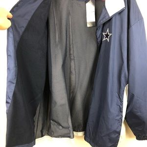 NFL Jackets & Coats - COWBOYS Windbreaker men's Jacket
